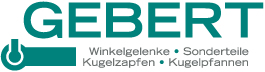 Gebert GmbH & Co. KG | angle joints, ball cups, ball pins, clevis, customized parts
